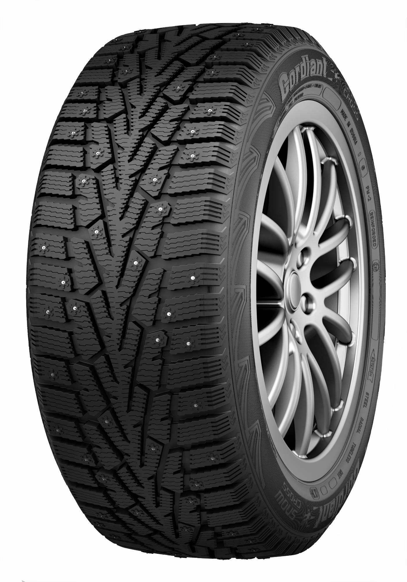 CORDIANT SNOW CROSS 205/55R16  94T шип.